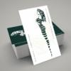 Business Card Printers in Ahmedabad, Gujarat, India - ML Business Card Mokeup 1